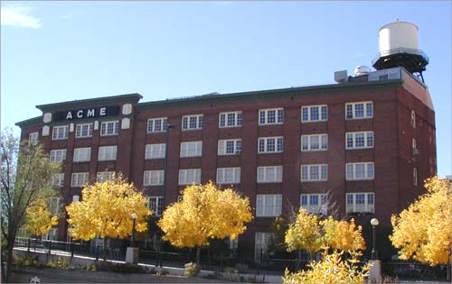 Acme Lofts Denver