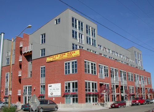 Ajax Lofts Denver