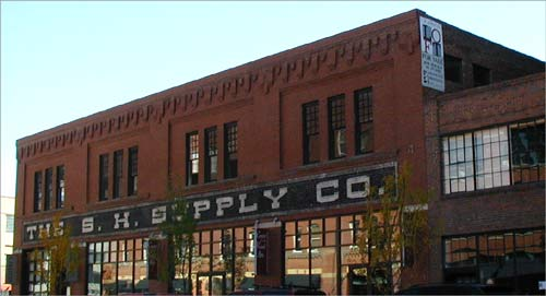 SH Supply Lofts Denver