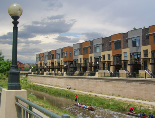 Creekside Lofts Denver